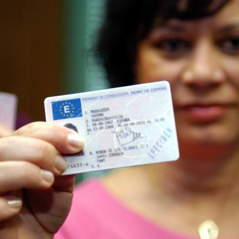 Driving Licence in Spain