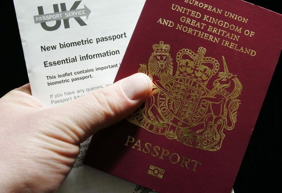 Apply online for a UK passport