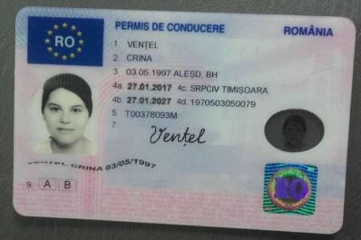 Buy Romania Driving License Online