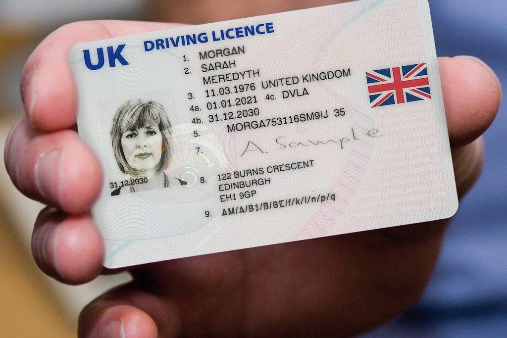 Buy UK Driving License In 2021