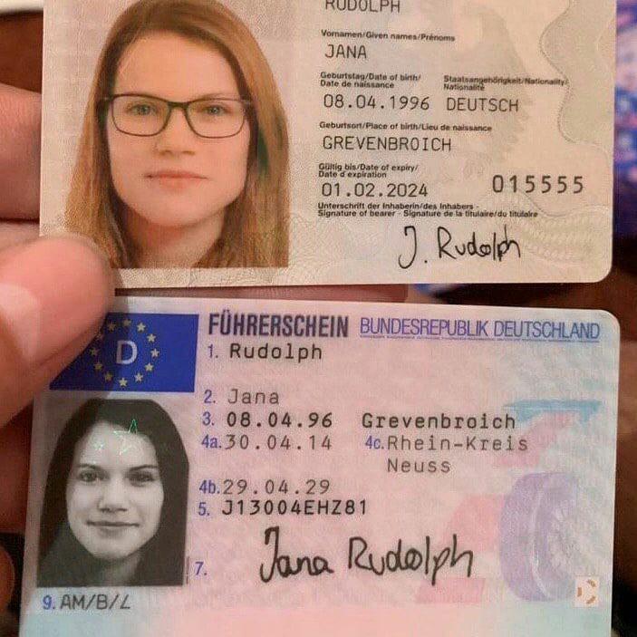 buy German driving license online